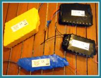 Pack batterie lithium